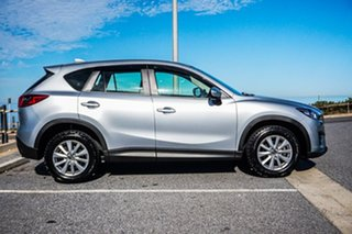 2015 Mazda CX-5 KE1022 Maxx SKYACTIV-Drive AWD Sport Silver 6 Speed Sports Automatic Wagon.