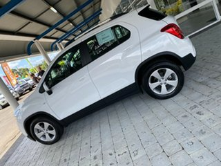 2019 Holden Trax LS White Automatic Wagon