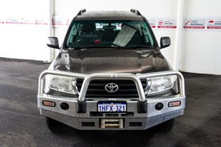 2008 Toyota Landcruiser VDJ200R GXL (4x4) Graphite 6 Speed Automatic Wagon.