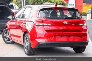 2020 Hyundai i30 PD.V4 MY21 Fiery Red 6 Speed Sports Automatic Hatchback