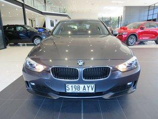 2013 BMW 3 Series 318d Sedan.