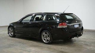2011 Holden Commodore VE II MY12 SV6 Sportwagon Phantom Black 6 Speed Sports Automatic Wagon.