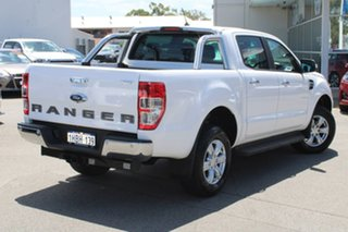 2020 Ford Ranger PX MkIII 2020.25MY XLT White 10 Speed Sports Automatic Double Cab Pick Up