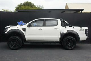 2014 Ford Ranger PX XL White 6 Speed Sports Automatic Utility