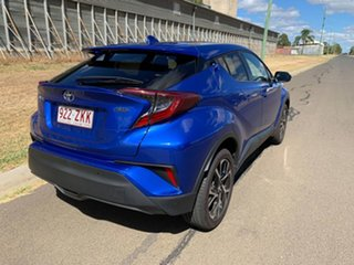 2019 Toyota C-HR NGX10R Koba S-CVT 2WD Nebula Blue 7 Speed Constant Variable Wagon