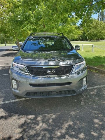 Used Kia Sorento XM MY14 Si 4WD Armidale, 2013 Kia Sorento XM MY14 Si 4WD Grey 6 Speed Sports Automatic Wagon