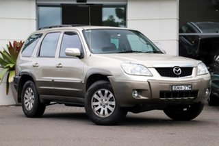 2006 Mazda Tribute MY2006 Gold 4 Speed Automatic Wagon.