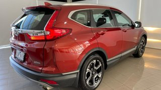 2017 Honda CR-V RW MY18 VTi-L FWD Red 1 Speed Constant Variable Wagon.