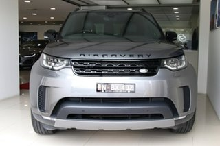2018 Land Rover Discovery Series 5 L462 MY18 SE Grey 8 Speed Sports Automatic Wagon
