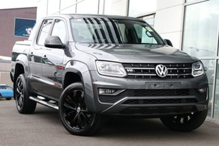 2020 Volkswagen Amarok 2H MY20 TDI580SE 4MOTION Perm Indium Grey 8 Speed Automatic Utility.