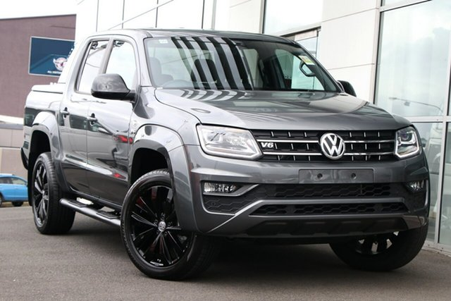 New Volkswagen Amarok 2H MY20 TDI580SE 4MOTION Perm Brookvale, 2020 Volkswagen Amarok 2H MY20 TDI580SE 4MOTION Perm Indium Grey 8 Speed Automatic Utility