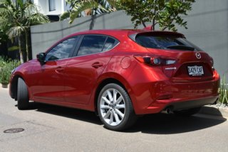 2018 Mazda 3 BN5438 SP25 SKYACTIV-Drive GT Red 6 Speed Sports Automatic Hatchback.