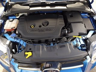 2012 Ford Focus LW Sport PwrShift 6 Speed Sports Automatic Dual Clutch Hatchback