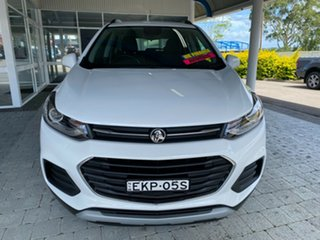 2019 Holden Trax LS White Automatic Wagon.