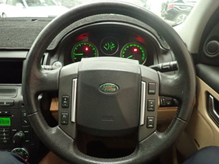 2008 Land Rover Freelander 2 LF SE (4x4) Granite Grey Matte 6 Speed Automatic Wagon