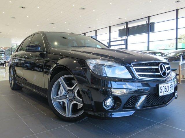 Used Mercedes-Benz C-Class W204 MY11 C63 AMG Edition 63 Edwardstown, W204 MY11 C63 AMG Edition 63 SED SA 7sp 6.3i