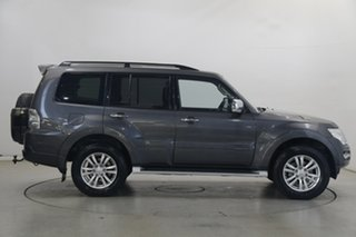 2015 Mitsubishi Pajero NX MY15 GLX Silver 5 Speed Sports Automatic Wagon