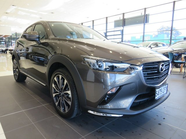 Used Mazda CX-3 DK2W7A sTouring SKYACTIV-Drive FWD Edwardstown, DK2W7A sTouring WAG 5dr SKYA 6sp 2.0i
