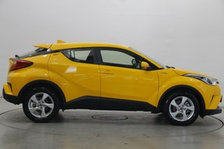 2019 Toyota C-HR NGX10R S-CVT 2WD Yellow 7 Speed Constant Variable Wagon