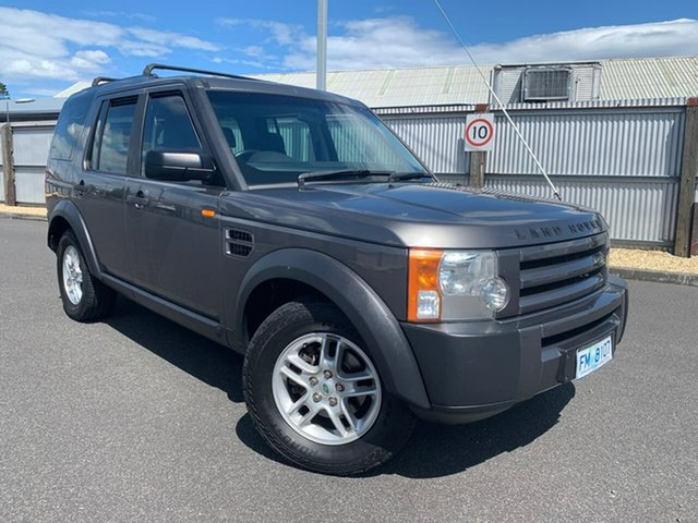 Used Land Rover Discovery 3 S Moonah, 2005 Land Rover Discovery 3 S Grey 6 Speed Sports Automatic Wagon