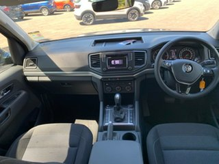 2020 Volkswagen Amarok 2H MY20 TDI550 4MOTION Perm Sportline Indium Grey 8 Speed Automatic Utility