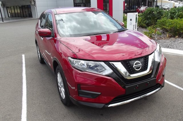 Used Nissan X-Trail T32 Series II ST X-tronic 4WD South Gladstone, 2019 Nissan X-Trail T32 Series II ST X-tronic 4WD Red 7 Speed Constant Variable Wagon