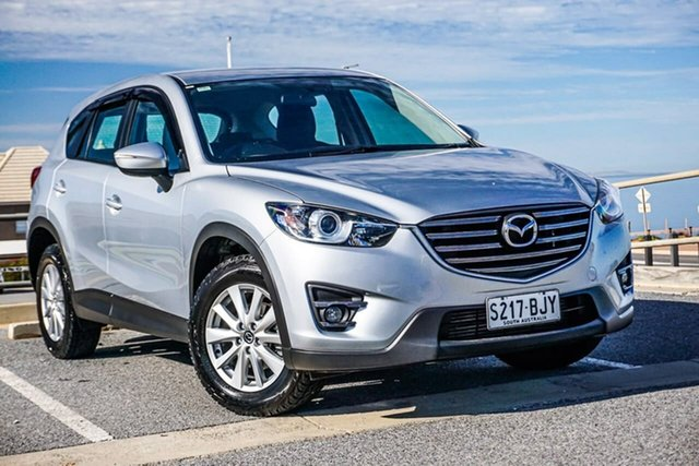 Used Mazda CX-5 KE1022 Maxx SKYACTIV-Drive AWD Sport Christies Beach, 2015 Mazda CX-5 KE1022 Maxx SKYACTIV-Drive AWD Sport Silver 6 Speed Sports Automatic Wagon