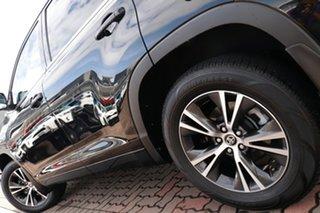 2016 Toyota Kluger GSU55R GX AWD Black 6 Speed Sports Automatic SUV