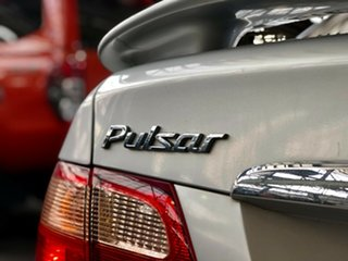2003 Nissan Pulsar N16 Q Silver 4 Speed Automatic Sedan
