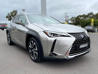2019 Lexus UX UX200 - Sport Luxury Silver Constant Variable Hatchback
