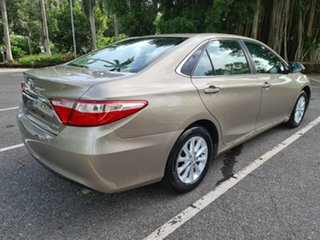 2016 Toyota Camry ASV50R Altise Brown 6 Speed Sports Automatic Sedan.