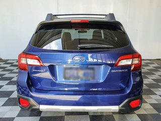 2017 Subaru Outback B6A MY17 2.5i CVT AWD Blue 6 Speed Constant Variable Wagon.