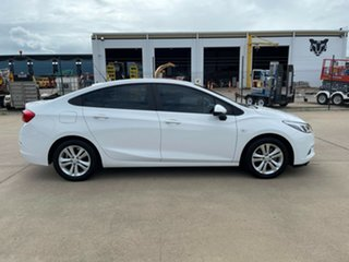 2017 Holden Astra BL MY17 LS White/301117 6 Speed Sports Automatic Sedan.