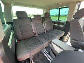 2010 Volkswagen Multivan T5 MY10 Comfortline DSG Silver 7 Speed Sports Automatic Dual Clutch Wagon