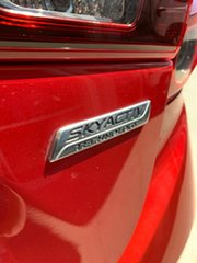 2014 Mazda 3 BM5236 SP25 SKYACTIV-MT Red 6 Speed Manual Sedan