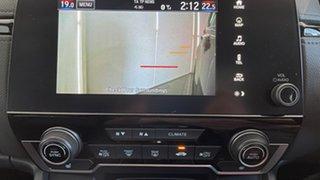 2017 Honda CR-V RW MY18 VTi-L FWD Red 1 Speed Constant Variable Wagon