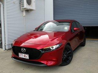 2020 Mazda 3 BP2HHA X20 SKYACTIV-Drive Astina Soul Red Crystal 6 Speed Sports Automatic Hatchback.