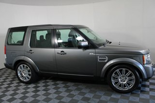 2009 Land Rover Discovery 4 Series 4 10MY TdV6 CommandShift SE Grey 6 Speed Sports Automatic Wagon.