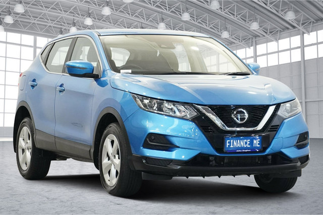 Used Nissan Qashqai J11 Series 2 ST X-tronic Victoria Park, 2019 Nissan Qashqai J11 Series 2 ST X-tronic Blue 1 Speed Constant Variable Wagon