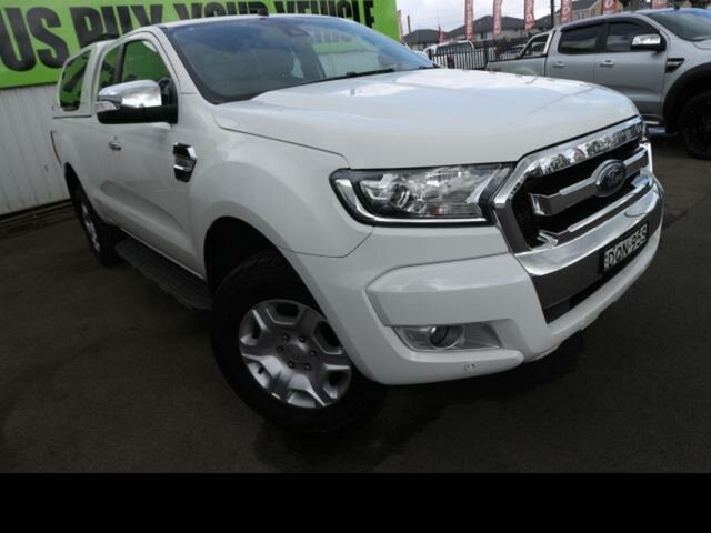 Used Ford Ranger Kingswood, Ford 2017 SUPER PU XLT . 3.2D 6A 4X2 H