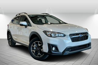 2020 Subaru XV G5X MY20 2.0i-L Lineartronic AWD White 7 Speed Constant Variable Wagon.