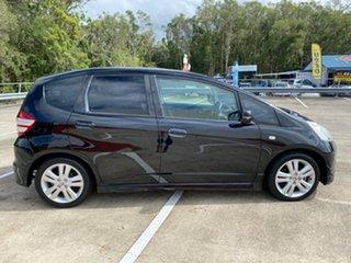 2008 Honda Jazz GE VTi-S Black 5 Speed Automatic Hatchback.