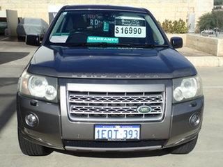 2008 Land Rover Freelander 2 LF SE (4x4) Granite Grey Matte 6 Speed Automatic Wagon.