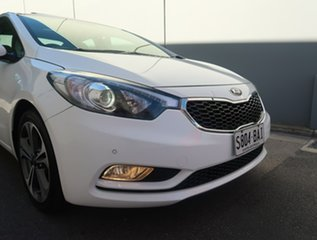 2013 Kia Cerato YD MY14 SLi White 6 Speed Sports Automatic Sedan