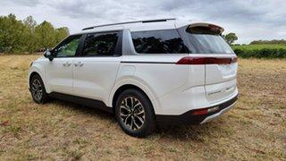 2020 Kia Carnival KA4 MY21 SLi Snow White Pearl 8 Speed 8AT Wagon
