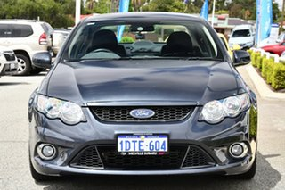 2011 Ford Falcon FG XR6 Limited Edition Grey 6 Speed Sports Automatic Sedan