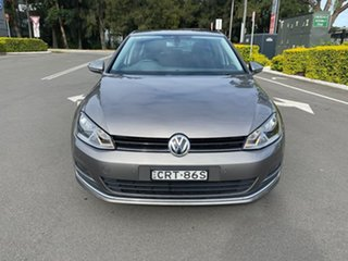 2014 Volkswagen Golf VII MY14 103TSI DSG Highline Grey 7 Speed Sports Automatic Dual Clutch.