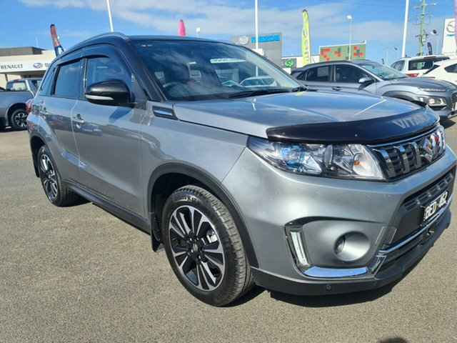 Used Suzuki Vitara LY Series II Turbo 2WD Warrnambool East, 2020 Suzuki Vitara LY Series II Turbo 2WD Grey 6 Speed Sports Automatic Wagon