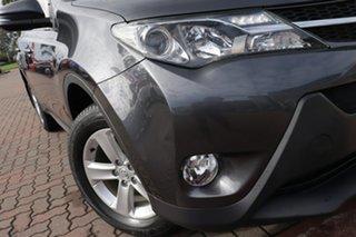 2012 Toyota RAV4 ALA49R GX AWD Grey Metallic 6 Speed Manual SUV.
