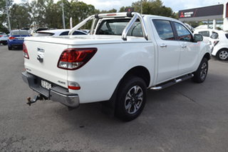 2016 Mazda BT-50 UR0YG1 GT White 6 Speed Sports Automatic Utility